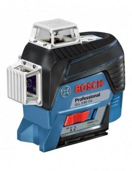 Nivel Láser GLL 3-80CG Bosch