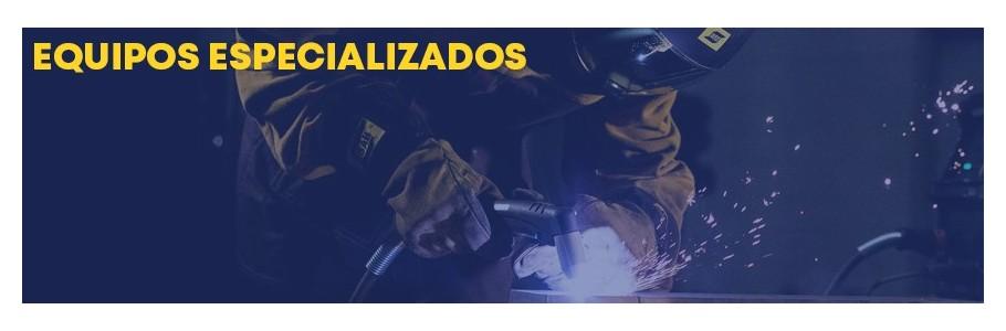 Equipos especializados | Bravo Industrial