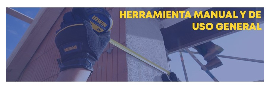 Herramienta manual de uso general | Bravo Industrial