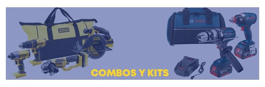 Combos y kits | Bravo Industrial